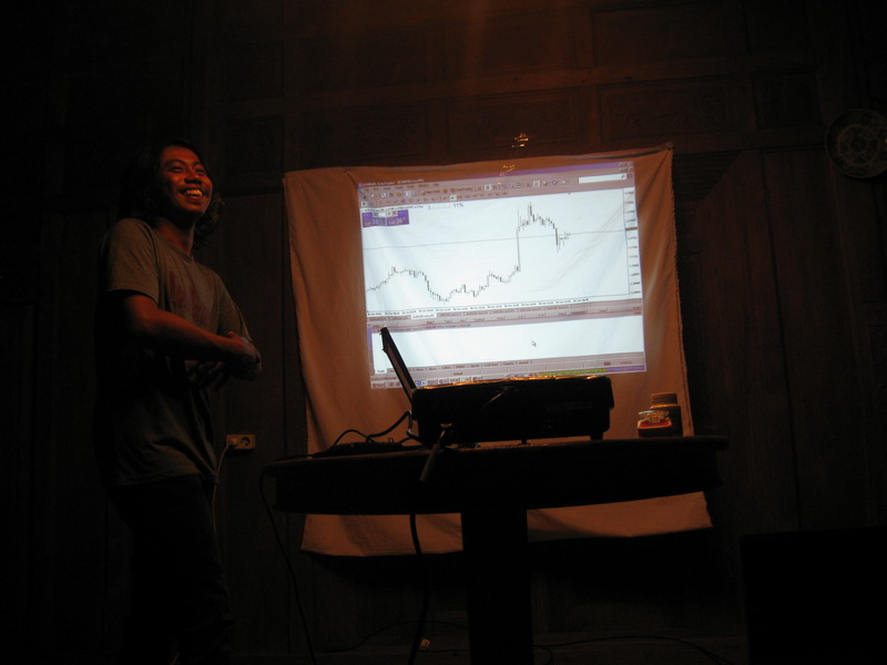 workshop belajar training latihan trading forex malang5495